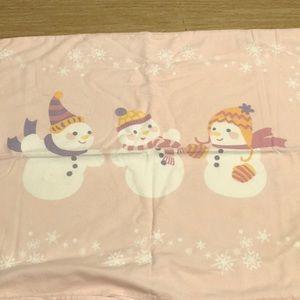 Twin size flannel sheets - cute!
